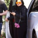 Ariel Winter – Arriving to a friend's house in Beverly Hills - 454 x 754