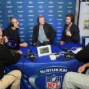 Liam Hemsworth-February 4, 2016-SiriusXM at Super Bowl 50 Radio Row - Day 1 - 454 x 321