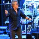 Roger Daltrey  performs on the first night of the band's residency at The Colosseum at Caesars Palace on July 29, 2017 in Las Vegas, Nevada - 385 x 600
