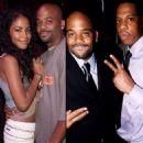 Jay-Z and Aaliyah