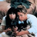 Demi Moore and Emilio Estevez in Wisdom (1986)