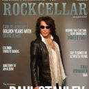 Paul Stanley - Rock Cellar Magazine Cover [United States] (February 2016)