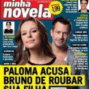 Paola Oliveira and Malvino Salvador - 454 x 600