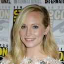 Candice King – 'The Vampire Diaries' Press Line at Comic-Con 2016 in San Diego - 454 x 467