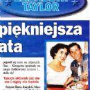 Elizabeth Taylor - Zycie na goraco Magazine Pictorial [Poland] (14 April 2011) - 454 x 1203