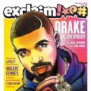 Aubrey Graham - Exclaim! Magazine Cover [Canada] (April 2016)