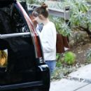 Dakota Johnson – Out in Los Angeles