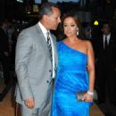 Leah Remini - Surprise Party For Jennifer Lopez's 40 Birthday In NY - 25.07.2009
