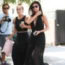 Selena Gomez Heading To Lunch In Los Angeles