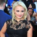 Emily Osment 22 Jump Street Premiere In Westwood