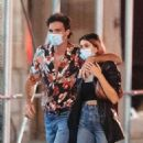 Kaia Gerber and Jacob Elordi – Out for a date in New York City