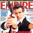 Pierce Brosnan - Empire Magazine [United Kingdom] (January 1998)