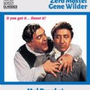 The Producers 1967 Motion Picture Starring Zero Mostel and Gene Wilder. A Film By Mel Brooks - 433 x 650