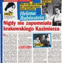 Helena Rubinstein - Zycie na goraco Magazine Pictorial [Poland] (12 September 2019)