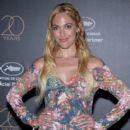 Meryem Uzerli  Gala 20th Birthday of L'Oreal in Cannes - The 70th Annual Cannes Film Festival - 404 x 600