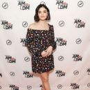 Lucy Hale – Pictured on BuzzFeed's 'AM To DM' in NYC
