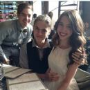 Cole Sprouse and Bree Morgan - 454 x 455