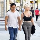 Courtney Stodden and Chris Sheng out in Beverly Hills - 454 x 622