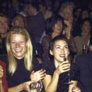 Gwyneth Paltrow and Winona Ryder at Armani grand opening in September 12, 1996
