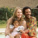 Quincy Jones and Peggy Lipton