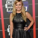 Kristen Bell shows off her post baby body at CMT Awards  R