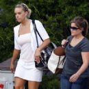 Kate Gosselin And Her Brood Leave Bald Head Island