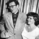 Robert Walker and Barbara Ford