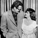 Robert Walker and Barbara Ford - 454 x 531