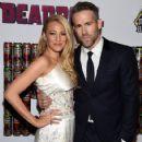 Ryan Reynolds- February 8, 2016-'Deadpool' Fan Event