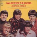 Paul Revere & The Raiders Album - Something Happening