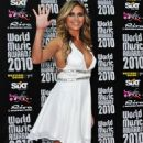 Clara Morgane - 2010 World Music Awards, 18 May 2010 - 454 x 784