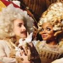 Audra McDonald and Stanley Tucci