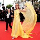 Maeva Coucke –  'Les Plus Belles Annees D'Une Vie' Red Carpet - The 72nd Annual Cannes Film Festival - 454 x 337