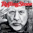 Robert Plant - Rolling Stone Magazine Cover [France] (October 2020)