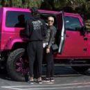 Wiz Khalifa and Amber Rose - 454 x 303