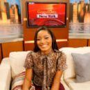 """Keke Palmer, Star of Nickelodeon's """"True Jackson, VP"""" in NYC"""