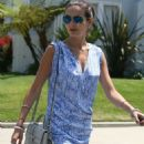 Camilla Belle Out and About In Beverly Hills