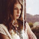 Angela Lindvall  -  Wallpaper