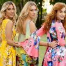 Giovanna Ewbank, Fiorella Mattheis, Sophia Abraão - Glamour Magazine Pictorial [Brazil] (July 2014) - 454 x 312