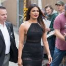 Priyanka Chopra – Jimmy Kimmel Live!  (May 9, 2017)