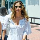 Charisma Carpenter - Leaving The Hard Rock Hotel In San Diego - July 25, 2010