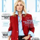 Emmanuelle Béart - Elle Magazine Cover [France] (12 February 2021)