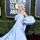 Lady Gaga wears Valentino Dress : 76th Annual Golden Globe Awards