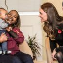 The Duchess Of Cambridge Visits The Nelson Trust Women's Centre - 454 x 281