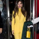 Victoria Justice – Leaving the Pamella Roland Fashion Show in NYC