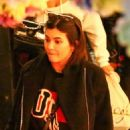 Kylie Jenner without makeup out in Sherman Oaks
