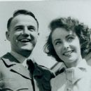 Glenn Davis and Elizabeth Taylor