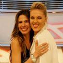 Luciana Gimenez and Ana Hickmann