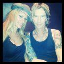 Duff McKagan & Susan Holmes - 454 x 454