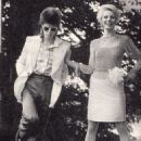 David Bowie and Angela Bowie